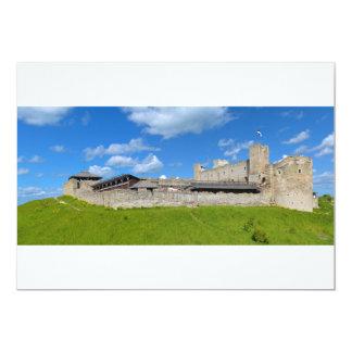 Rakvere castle ruins, Lääne-Viru County, Estonia Card