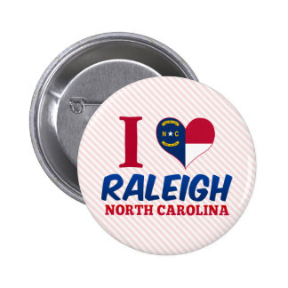 Raleigh, Carolina del Norte Pin
