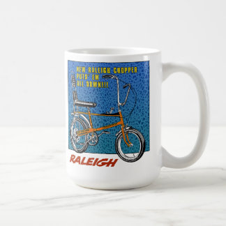 Raleigh Chopper Bicycle Coffee Mug