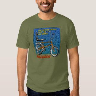 Raleigh Chopper Bicycle T Shirt