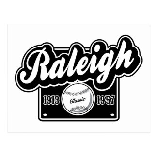 Raleigh Classic Postcard