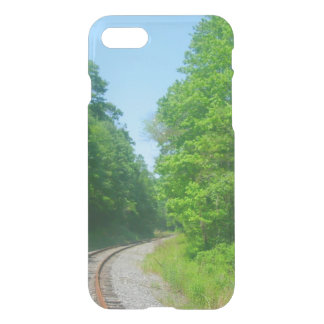 Raleigh County Train Tracks iPhone 8/7 Case