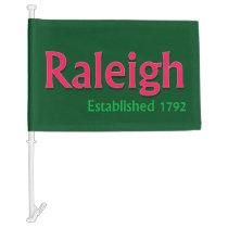 Raleigh Flag