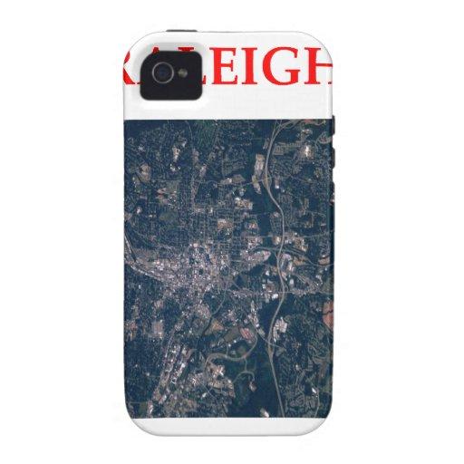 raleigh iPhone 4 carcasas