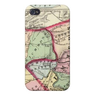 Raleigh, Mercer, Summers, Monroe counties iPhone 4 Cover