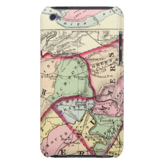 Raleigh, Mercer, Summers, Monroe counties iPod Touch Cover