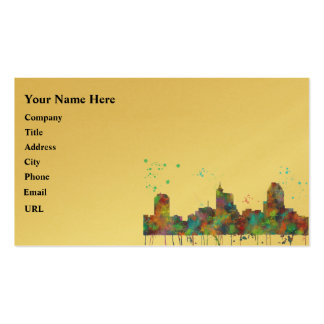 North carolina business cards templates zazzle for Business cards raleigh nc