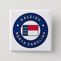 Raleigh North Carolina Button