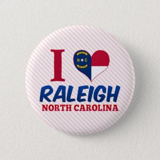 Raleigh, North Carolina Button