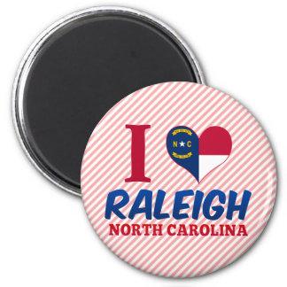 Raleigh, North Carolina Refrigerator Magnets