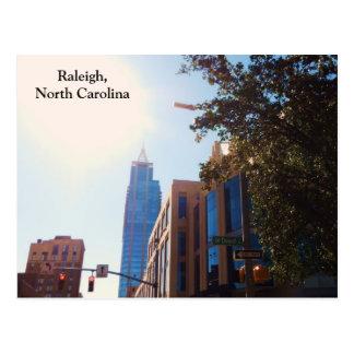 RALEIGH, NORTH CAROLINA postcard