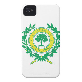 Raleigh, North Carolina Seal Case-Mate iPhone 4 Cases
