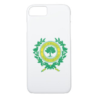 Raleigh, North Carolina Seal iPhone 8/7 Case