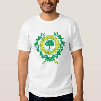 Raleigh, North Carolina Seal T Shirt