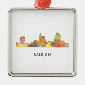 RALEIGH, NORTH CAROLINA WB1 - METAL ORNAMENT