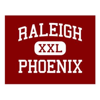 Raleigh - Phoenix - Charter - Raleigh Postcard
