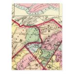 Raleigh, sedero, veranos, condados de Monroe Postales