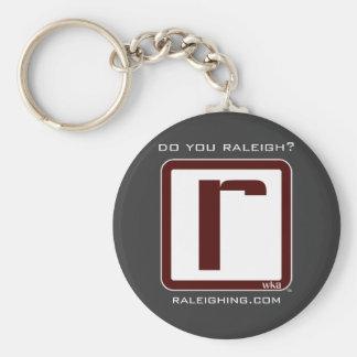 Raleighing Key Chain