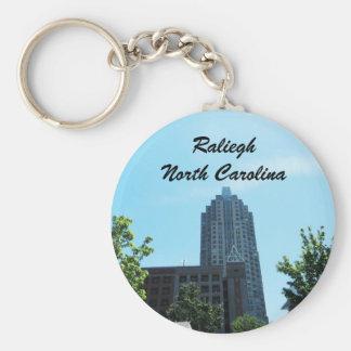 RALIEGH NORTH CAROLINA keychain