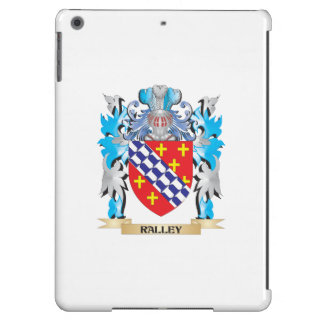 Ralley Coat of Arms - Family Crest iPad Air Cases