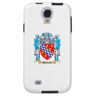 Ralley Coat of Arms - Family Crest Galaxy S4 Case