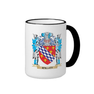 Ralley Coat of Arms - Family Crest Mugs