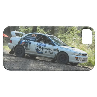 Rally car iphone case case for the iPhone 5
