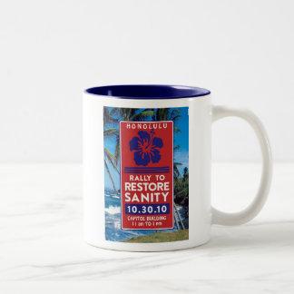 Rally for Sanity Mug