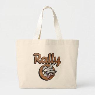 Rally-O 2B Large Tote Bag