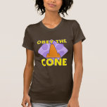 Rally-O Obey the Cone Tee Shirt