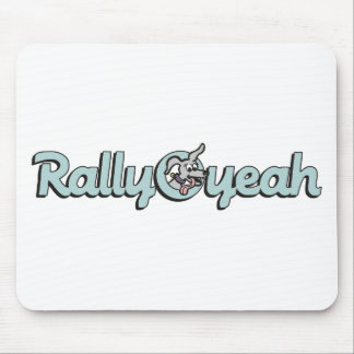 Rally-O-yeah 3 Mouse Pad