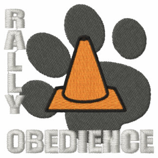 Rally Obedience Paw Print