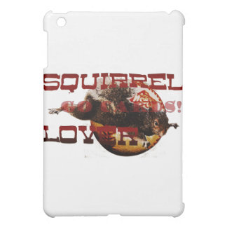 Rally Squirrel gifts iPad Mini Cover