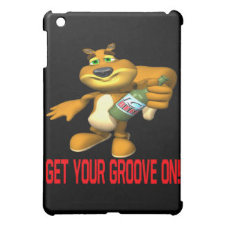 Rally Squirrel Case For The iPad Mini