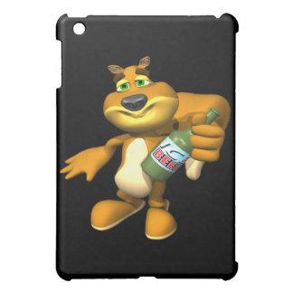 Rally Squirrel iPad Mini Covers