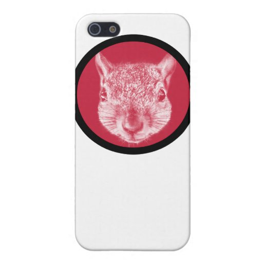 Rally Squirrel iPhone 5 Case
