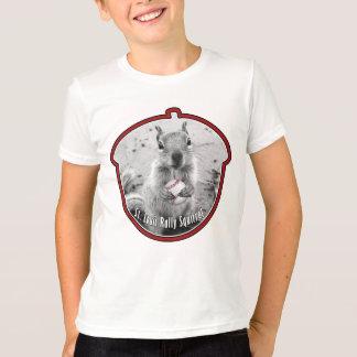 Rally Squirrel - Kids Louis unofficial mascot T-Shirt