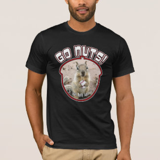 Rally Squirrel - Louis unofficial mascot T-Shirt