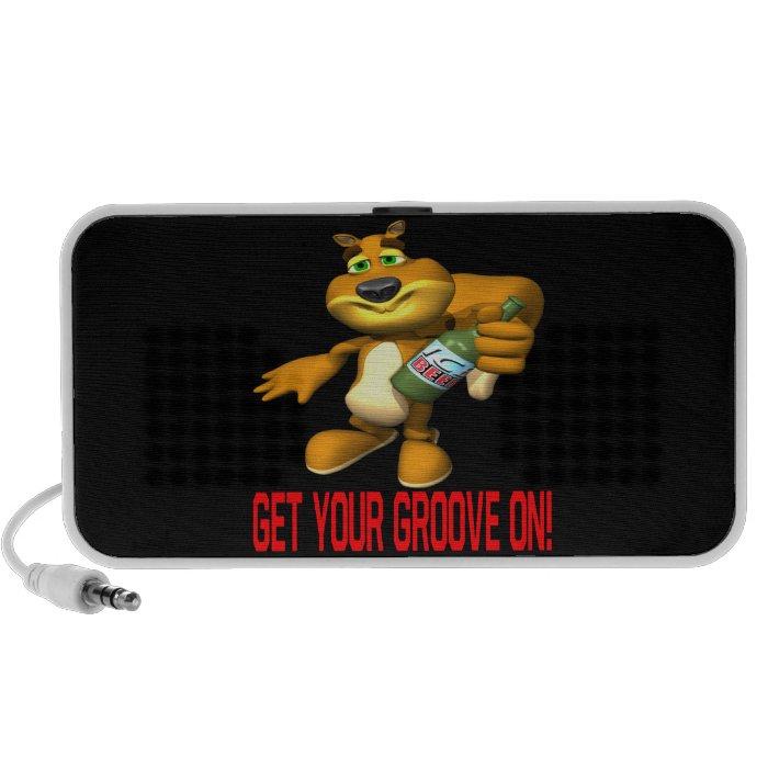 Rally Squirrel Portable Speaker
