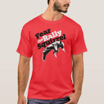 Rally Squirrel Shirt Red