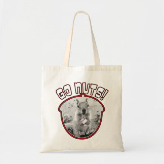 Rally Squirrel - St Louis unofficial mascot Tote Bag