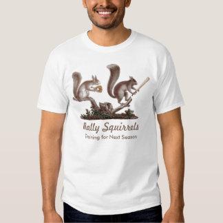 Rally Squirrel Training for Next Season T Shirts