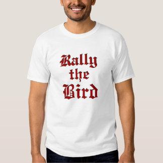 Rally the Bird St. Louis T-Shirt, Squirrel No More T Shirt