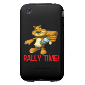 Rally Time iPhone 3 Tough Cover