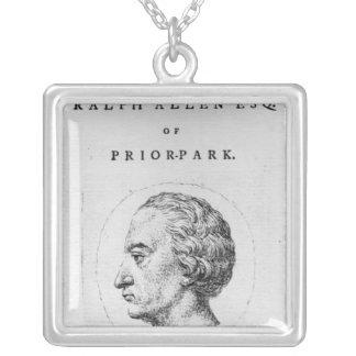 Ralph Allen, 1764 Pendant