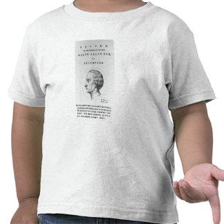 Ralph Allen, 1764 T-shirts