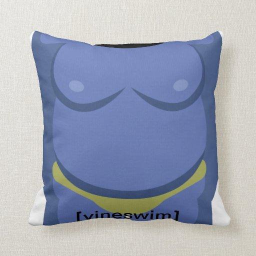 Ralph Bluetawn MoJo Pillow