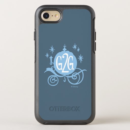 Ralph Breaks the Internet | Cinderella - G2G OtterBox Symmetry iPhone 8/7 Case