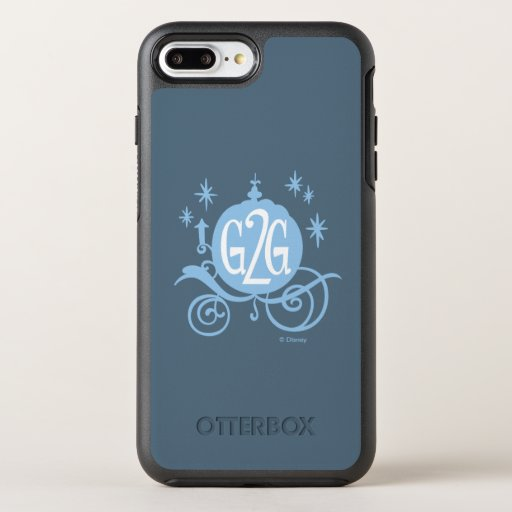 Ralph Breaks the Internet | Cinderella - G2G OtterBox Symmetry iPhone 8 Plus/7 Plus Case