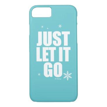 Ralph Breaks the Internet   Elsa - Let it Go iPhone 8/7 Case